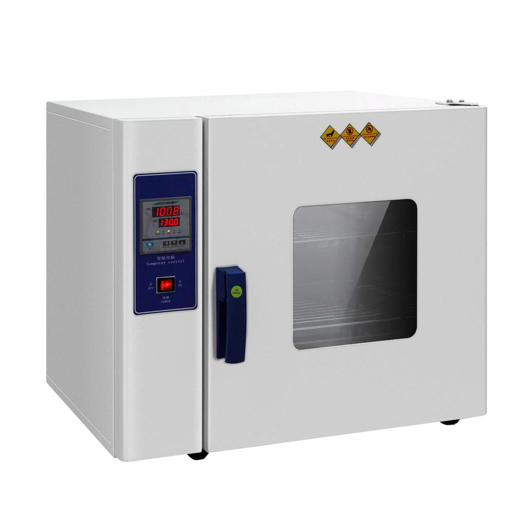 Electric Heating Drying Chamber DHG Series 130L 5cu ft Labatory Industrial Drying Machine by Generic