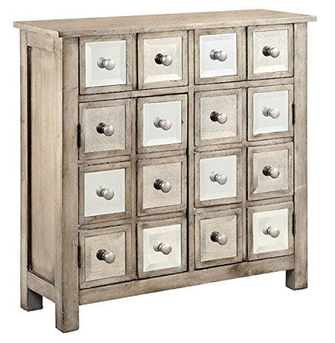 Stein World 13505 Estrada Two Door, Two Drawer Accent Cabinet