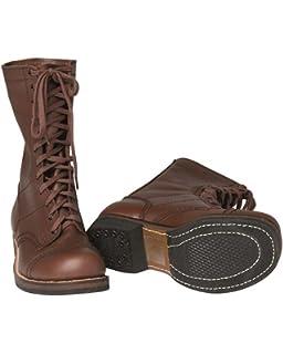 723396d958cf0 Amazon.com: Mil-Tec Replica WW2 American Service Shoes: Shoes
