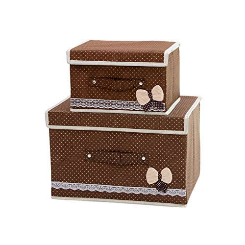 Foldable containers lids KYW Bedroom office Customer product image