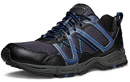 Tesla TF-T320-NVK_Men 9.5 D(M) Men's All-Terrain Trail Running Shoes T320