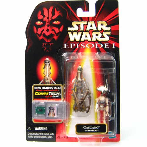 Star Wars Gasgano Droid 84116