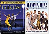 Modern Musical Classics Collection - La La Land & Mamma Mia 2-DVD Bundle
