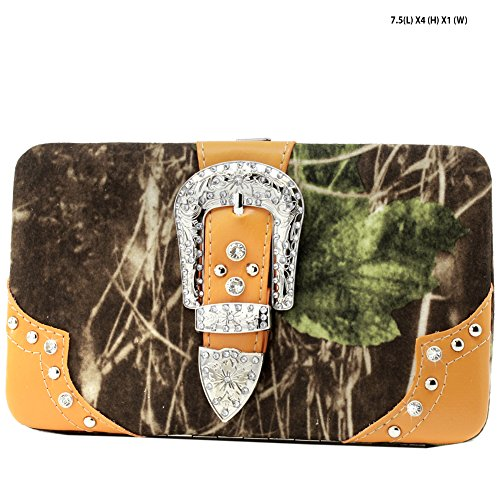 Decorated Frame Wallet - 5