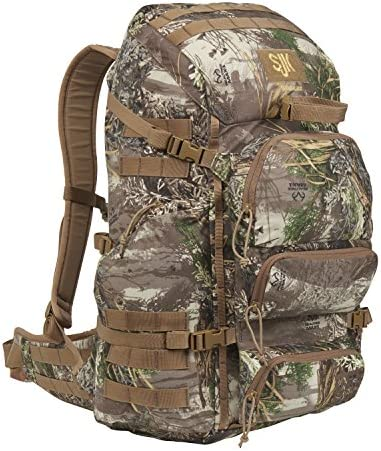 Tenzing 2220 Daypack with Firearm Carry Boot and Rain Fly Cover