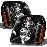 yukon denali 2014 - GMC Yukon/Yukon XL Denali OE Replacement Headlights Black Driver/Passenger Head Lamps Pair New