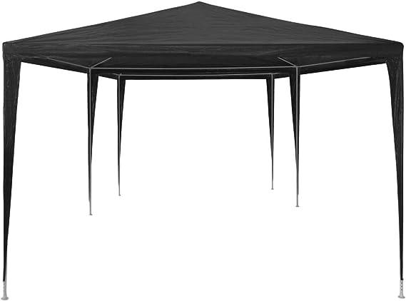 Festnight Plegable Carpa para Celebraciones 3x6 m, Impermeable y Resistente a Los Rayos UV, Gris Antracita: Amazon.es: Hogar