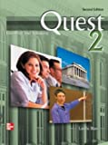 quest blass 2 - Quest 2 Listening and Speaking Student Book with Audio Highlights, 2nd edition
