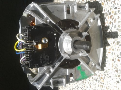 Genuine OEM FSP Whirlpool Kenmore Sears Maytag Roper Estate Washing Machine Motor Part # 8528158, 661600