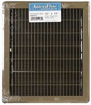 Gravity Floor Register 12 X 14 Heating Vents Amazon Com