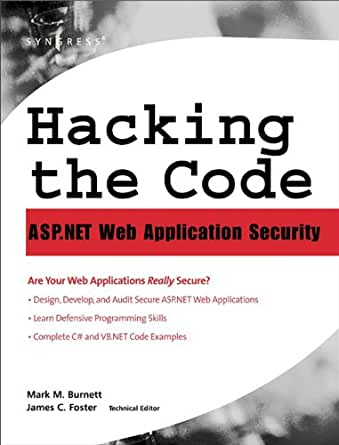 Hacking the Code: Auditor's Guide to Writing Secure Code for