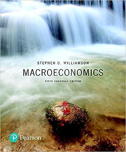 Macroeconomics, Canadian Edition