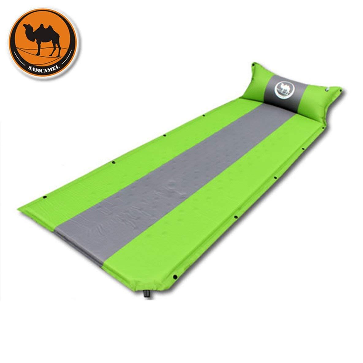 Moliies Desert Camel CS036 Hochwertige selbstaufblasende Matratze für Outdoor-Campingmatten