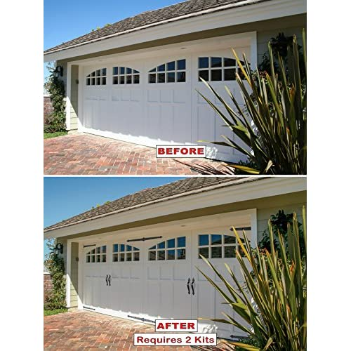 American Garage Decor Door Hardware Carriage House 60%OFF