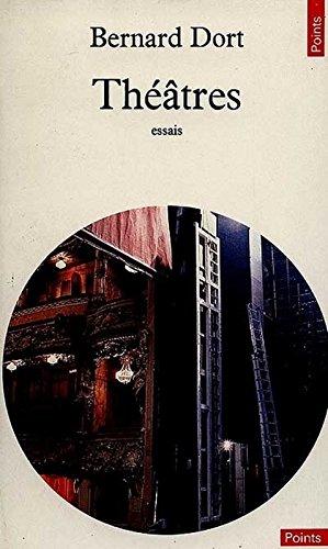 Théâtres Poche – 1 mai 1986 Bernard Dort Seuil 2020092360 SCIENCES SOCIALES