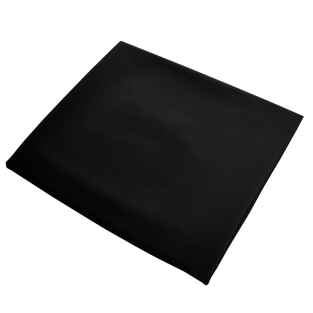 Sfoothome Queen Sheets Set 1800 Series Bedding Set Extra Deep Pocket Black Hotel Luxury 4-Piece Bed Set Queen, Black Wrinkle /& Fade Resistant Hypoallergenic Sheet /& Pillow Case Set