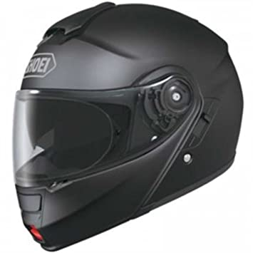 Shoei Neotec Plain Negro Mate