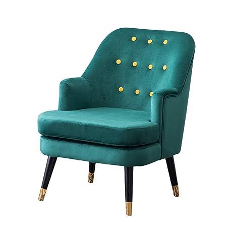 Amazon.com: WXL Lazy Couch - Single Sofa Light Luxury Sofa ...