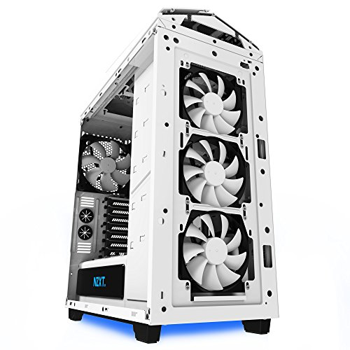 NZXT Noctis 450 Awesome Mid Tower Gaming Computer Case Twitch Streaming