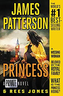Book Cover: Princess: A Private Novel