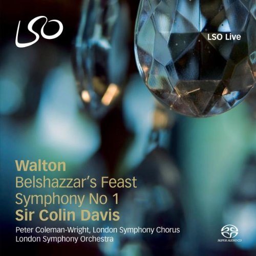 WALTON / LONDON SYM ORCH / DAVIS