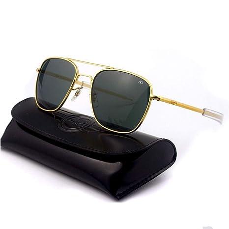 Yuany Gafas de Sol Pilot USA Boutique AO Revestimiento ...