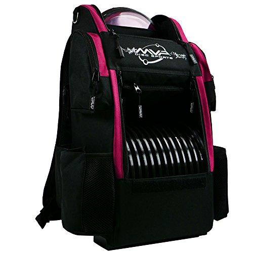 Golf Slim Wallet - MVP Disc Sports Voyager Slim Backpack Disc Golf Bag