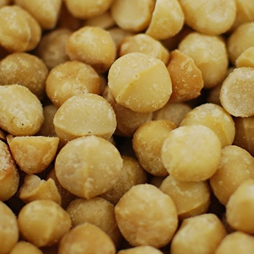 Its Delish Gourmet Macadamia Nuts 25 Lbs Bulk by Its Delish