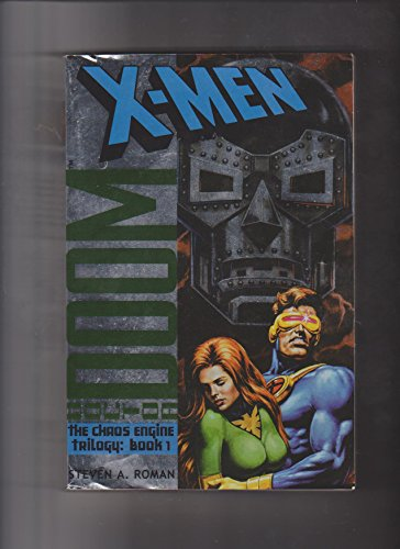 X-Men Doctor Doom The Chaos Engine Trilogy (Doctor Doom / Magneto / Red Skull)