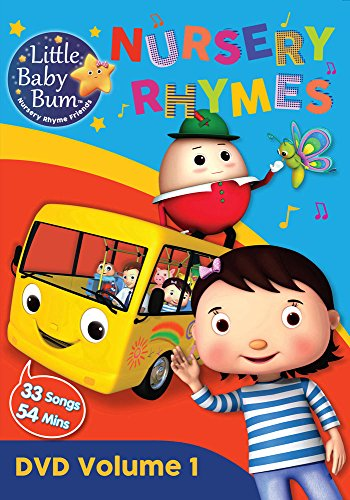 Little Baby Bum DVDs Volume 1