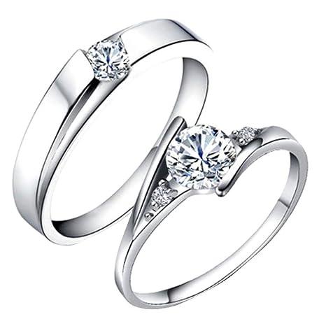 Toamen Anillo 2019 Nuevo Matrimonio Incrustación de ...
