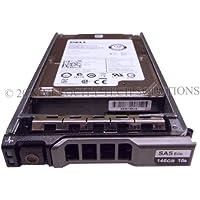 Dell 61XPF 146GB 15K 2.5 Enterprise Class SAS in R Series Tray