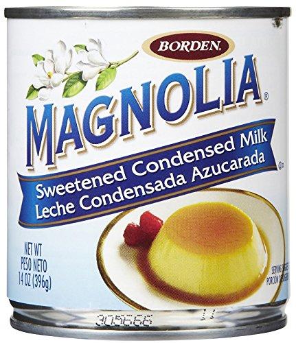 Amazon.com : Magnolia Sweetened Condensed Milk - 14 oz : Grocery & Gourmet Food