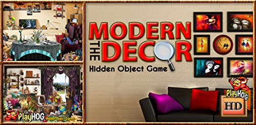 The Modern Decor - Hidden Object Game (Mac) [Download] by Big Leap Studios PVT. LTD. (Image #1)