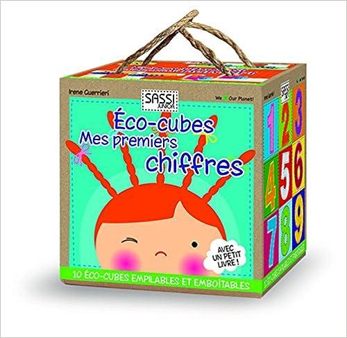 Lire un Eco-cubes : Mes premiers chiffres pdf, epub ebook