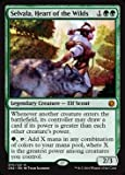Magic: the Gathering Selvala, Heart of the Wilds (070/221) - Conspiracy 2: Take the Crown