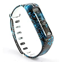 Baaletc (TM) Replacement Wrist Band Accessory for Fitbit One/ Wireless Activity Plus Sleep Tracker Wristband Bracelet