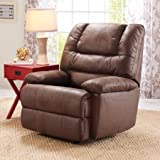Better Homes and Gardens Deluxe Recliner, the ultimate in convenience and comfort