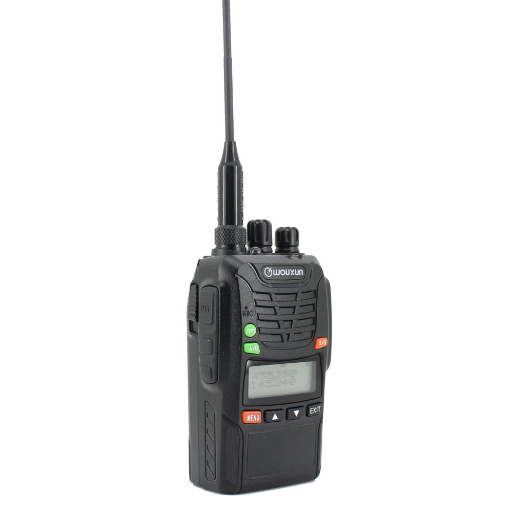 Wouxun KG-UV6D PRO 256 Channels Handheld Two-way Radio with Dual Band Frequency /… Quanzhou Wouxun Electronics Co Ltd