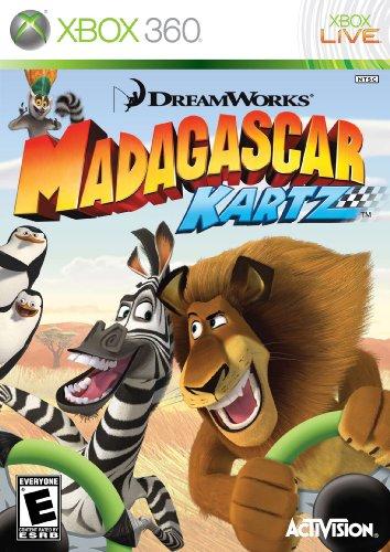 Madagascar Kartz – Xbox 360 (Game Only)