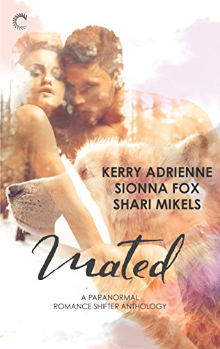 Mated: A Paranormal Romance Shifter Anthology: Saving His Wolf\Wolf Summer\Drawn to the Wolves cover
