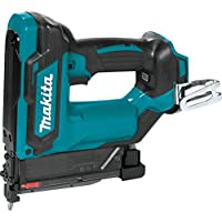 Makita DPT353Z 18V Pin Nailer, Easy Operation, 18 V, Blue, Bare Tool ( Body Only )