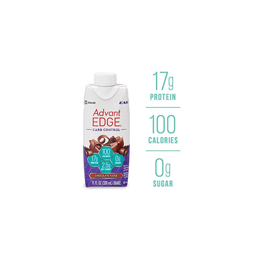 EAS AdvantEDGE Carb Control Protein Shake