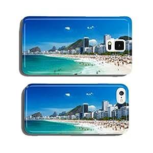 view of Copacabana beach in Rio de Janeiro, Brazil cell phone cover case iPhone6 Plus