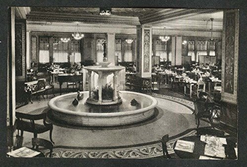 marshall-field-company-chicago-il-narcissus-fountain-room-postcard-1930s