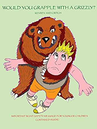 Would You Grapple With a Grizzly?