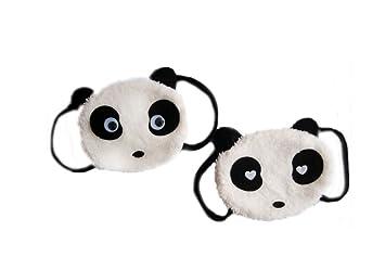 Amazon.com   Anti-dust Soft Plush Panda Ear Loop Face Mouth Mask for Women  Teenagers 3pcs (Random)   Beauty 6effeea72