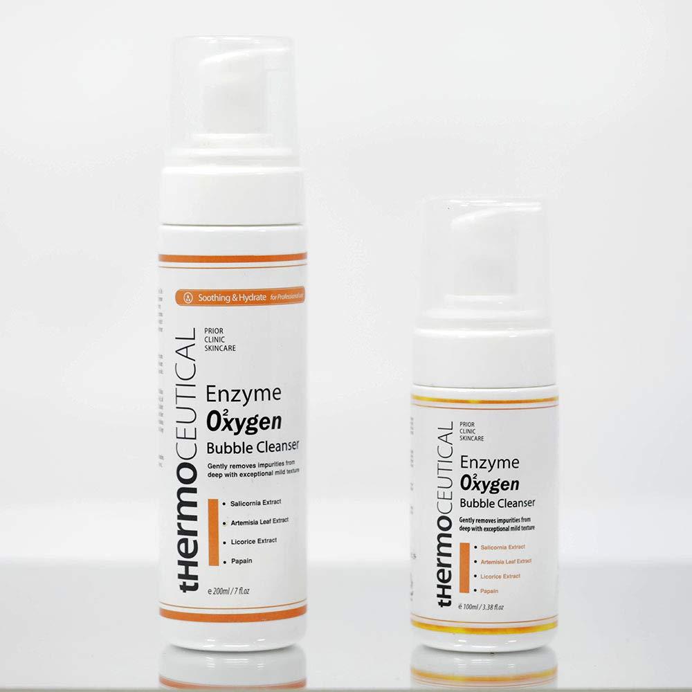 Amazon.com: tHermoceutical Enzyme Oxygen Bubble Facial ...