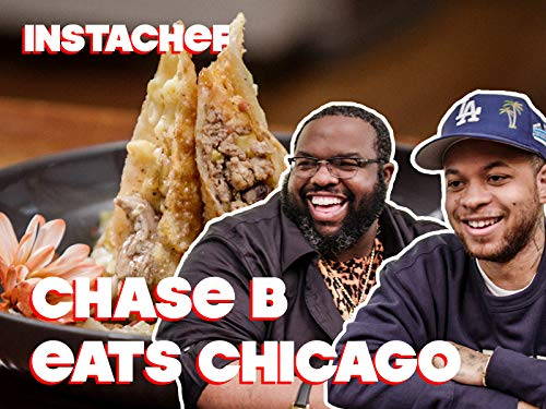 DJ Chase B Discovers Chicago's Unique Food Scene (Lemon Mild Sauce)