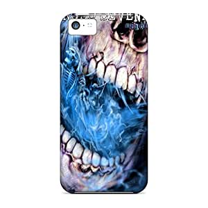 Iphone 5c UYh14167eBeT Custom Lifelike Avenged Sevenfold Pattern Protective Hard Phone Cover -CharlesPoirier